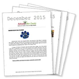 December Newsletter 2015