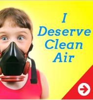 deserve clean air